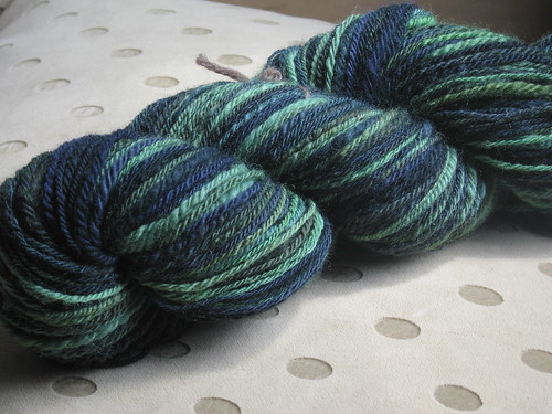 Spring Forward Navajo Plied