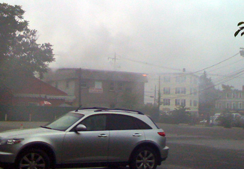 Federal Hill Fire