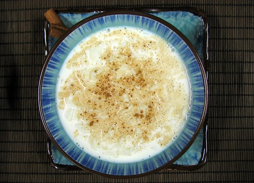 Arroz con Leche - Rice Pudding