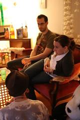 Dominik und Nora