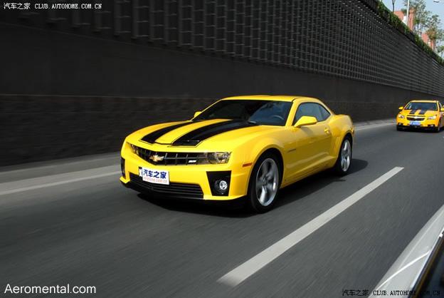 Transformers 2 Camaro 2010 Bumblebee