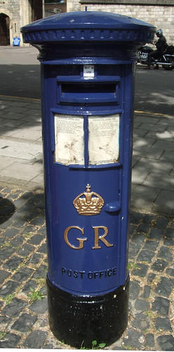 bluepostbox