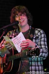 Ben Kweller at Slim's (pmppk) Tags: livemusic slims benkweller