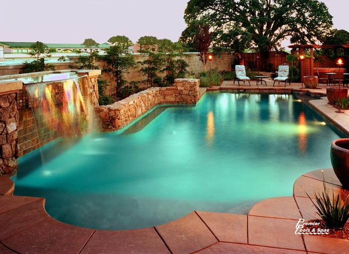 Classical Swimming Pool Designs Looks Luxury Home Interior ...