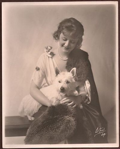 Billie Burke and  William