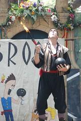 ND133 419 (A J Stevens) Tags: renfaire juggler fireeater broon