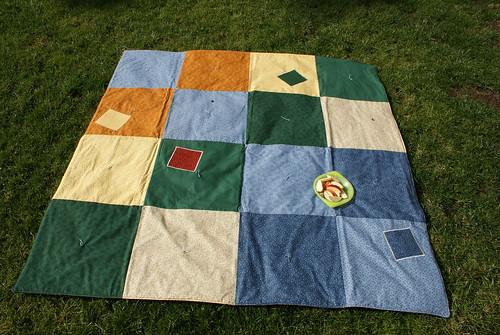 Picnic rug