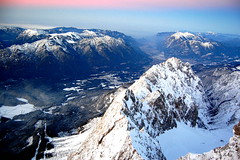 Coolest Place in Germany (Richard. S.) Tags: germany highest zugspitze