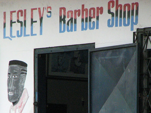 lesley's barber shop