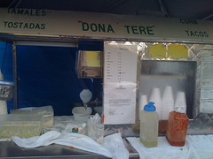 Dona Tere Cart in San Francisco