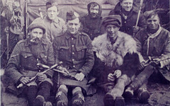 Image titled Scottish Soldiers, Murmansk, 1919