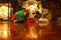 A Portrait of Devotion: A Photo Illustration of Devotee Service at New Vrindaban