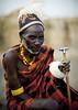 Loluguk Turkana chieftain - Kenya (Eric Lafforgue) Tags: africa lake beads kenya chief culture tribal chef tribes bead afrika tradition tribe ethnic kenia tribo headdress afrique 6820 headwear ethnology headgear tribu eastafrica turkana beadednecklace coiffe quénia lafforgue ethnie ケニア quênia كينيا 케냐 кения beadsnecklace keňa 肯尼亚 κένυα кенија кенијa