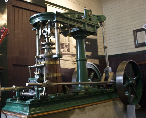 Beam Engine Unlit