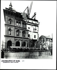 General Post Office, Sydney 1898