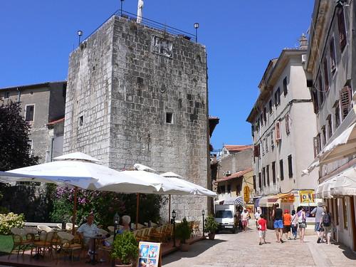 Porec in Istria, Croatia