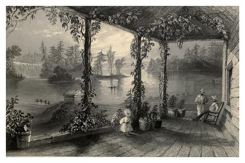 015 Una vivienda en la rivera del Ottawa 1842
