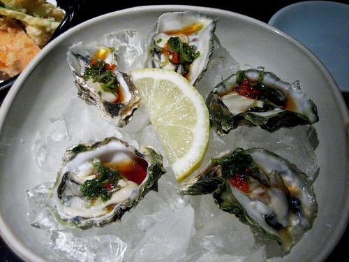 Kumamoto Oysters