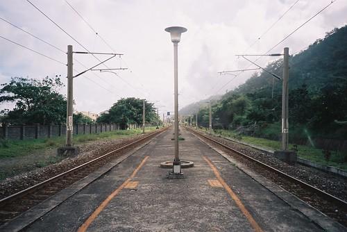 你拍攝的 【LC-A+】外澳車站。