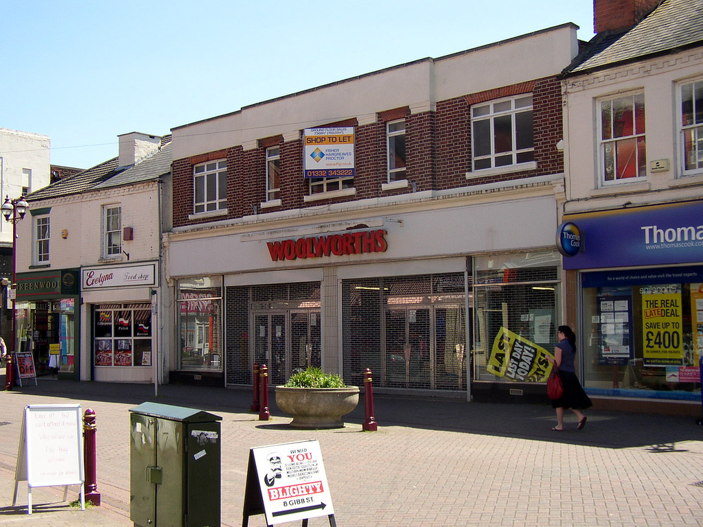 Woolworths - Long Eaton