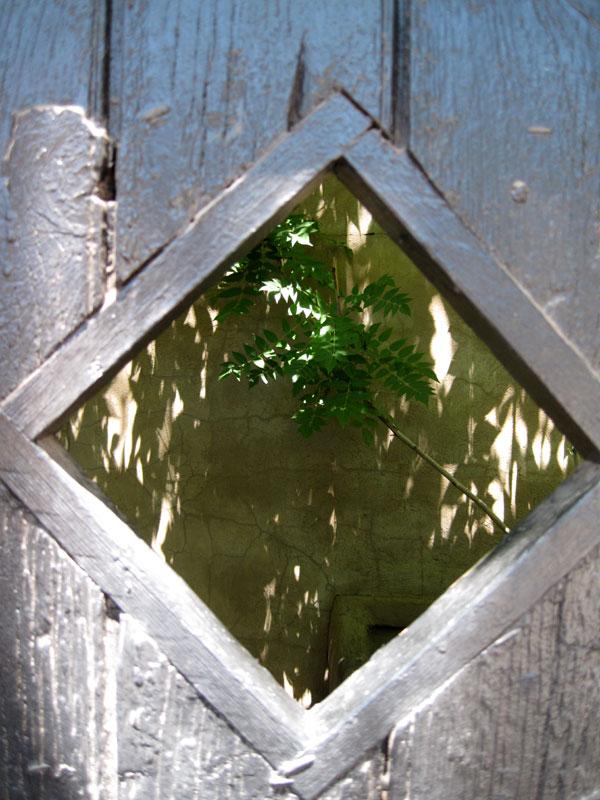 santa fe: door