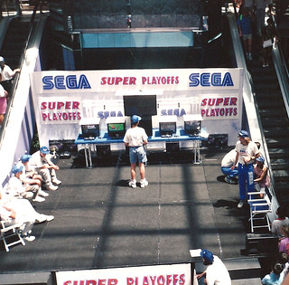 The Stage is Set for Sega (1993)