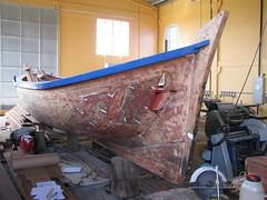 canoa bow