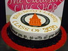 """Incarnate word graduation cake • <a style=""""font-size:0.8em;"""" href=""""http://www.flickr.com/photos/40146061@N06/4599475801/"""" target=""""_blank"""">View on Flickr</a>"""