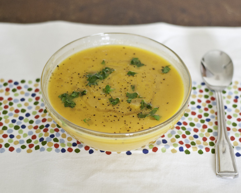 Root Vegetable Soup Recipe