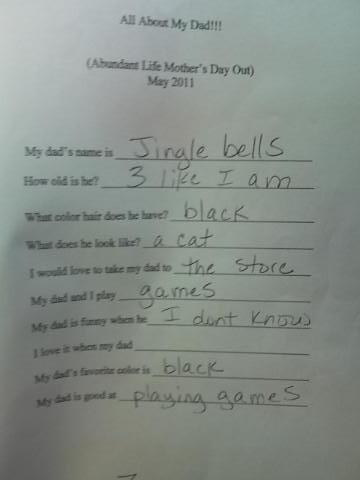 Jingle Bells.  ROFL
