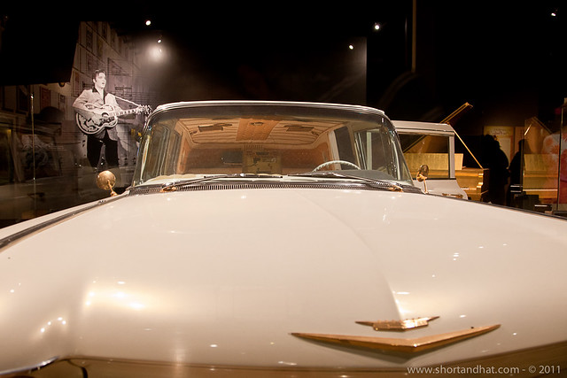 Elvis' car