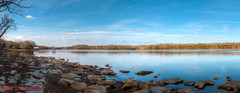 Long Hunter State Park - Couchville Lake - Mar. 8, 2014 (mikerhicks) Tags: winter panorama usa landscape geotagged unitedstates hiking tennessee hermitage hdr photomatix tennesseestateparks longhunterstatepark couchville couchvillelake canon7d sigma18250mmf3563dcmacrooshsm geo:lat=3609229831 geo:lon=8654205683