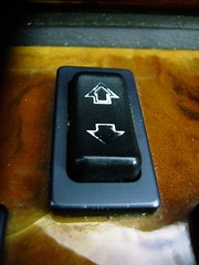english window switch power worn 1991 landrover rangerover