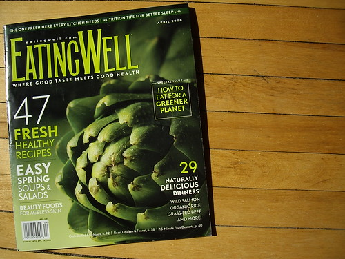 EatingWell (April 2008)