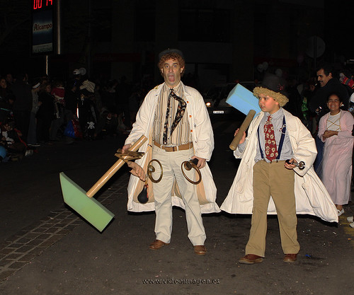 CABALGATA SANTA CRUZ DE TENERIFE 2009