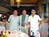 Romy Buen with GMA 7's Howie Severino & Roda (r_buench) Tags: romy with batch severino rhoda howie buen 84s