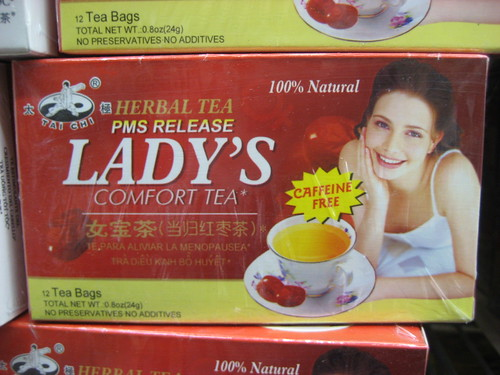 PMS Release Lady's Comfort Tea