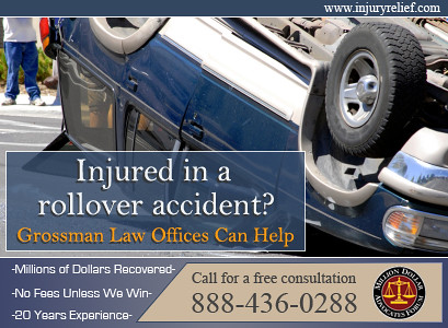 Dallas Texas Rollover Accident Attorney