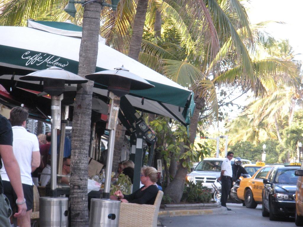 Ocean Drive, South Beach, FL