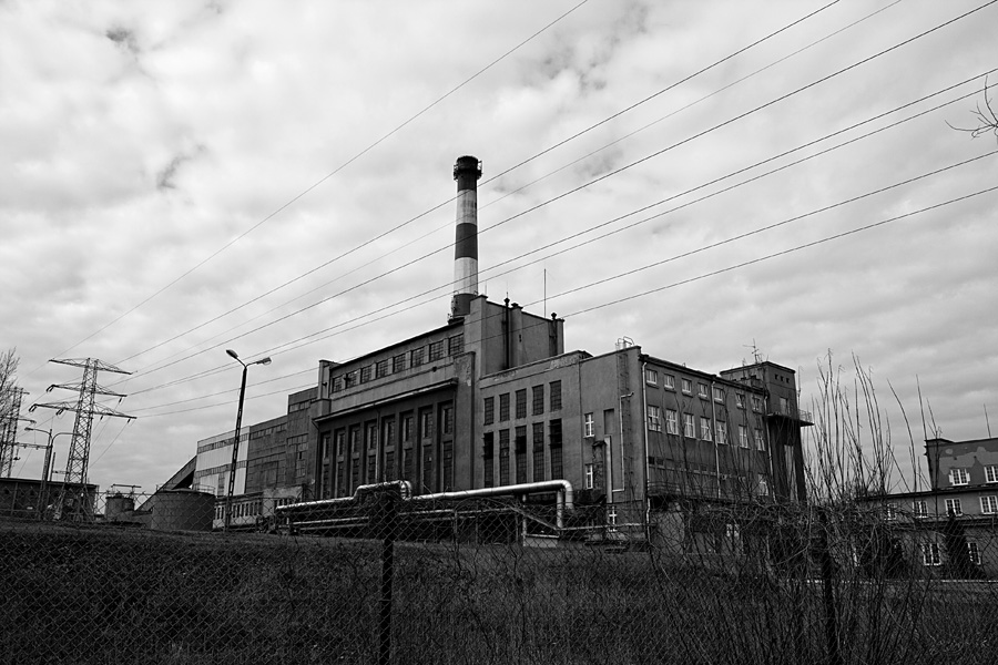 Power Plant Piwonice / Kalisz