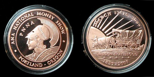 2009 Oregon ANA Bronze Medal