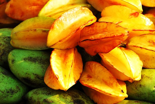 """kamrak"" and mangoes anyone?"