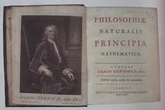 Philosophiæ Naturalis Principia Mathematica