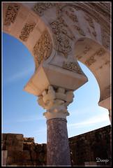 Madinat al-Zahra Portada de YaFar (Doenjo) Tags: espaa geotagged andaluca crdoba madinatalzahra medinaazahara canoneos450d doenjo lmdd