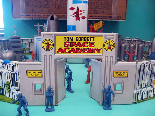 Tom Corbett Space Academy