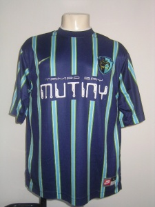 Tampa bay Mutiny Shirt
