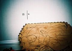 Sick/Ink (knautia) Tags: uk england film bristol march lomo lca xpro crossprocessed art