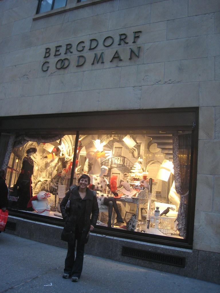 Our Bergorf Goodman Escapade