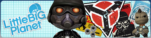 LittleBigPlanet -Add-On Killzone Minipack banner