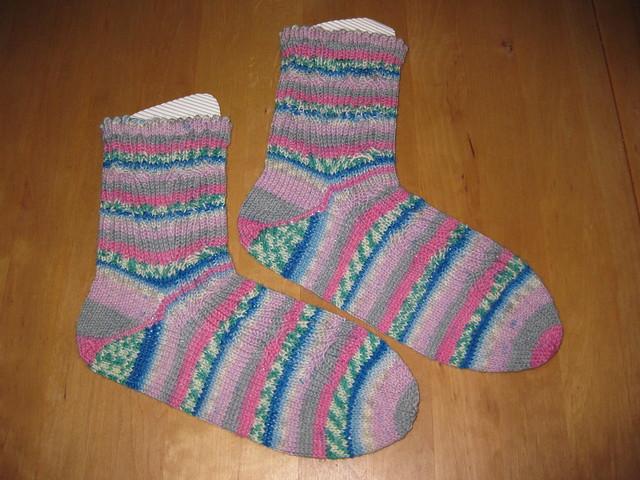 Kings Cross-Socken  by junifrau02